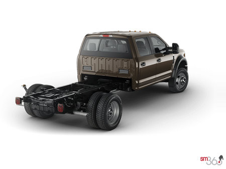 Ford Chassis Cab F-450 XL 2017 - photo 3