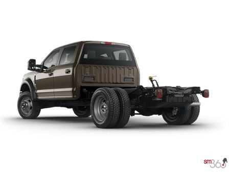 Ford Chassis Cab F-450 XL 2017 - photo 4
