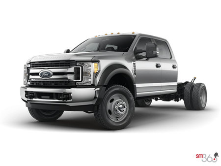 Ford Chassis Cab F-450 XLT 2017 - photo 1