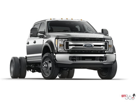 Ford Chassis Cab F-450 XLT 2017 - photo 2