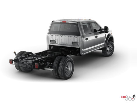 Ford Chassis Cab F-450 XLT 2017 - photo 3