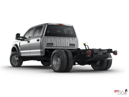 Ford Chassis Cab F-450 XLT 2017 - photo 4