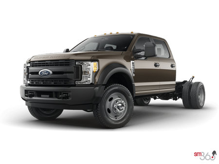 Ford Chassis Cab F-550 XL 2017 - photo 1