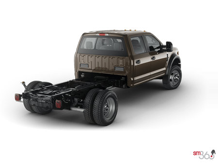 Ford Chassis Cab F-550 XL 2017 - photo 3
