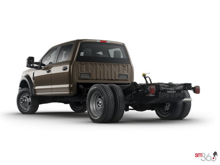 Ford Chassis Cab F-550 XL 2017 - photo 4