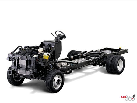 Ford Stripped Chassis E-350 DRW 2017 - photo 2