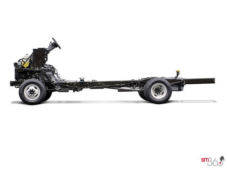 Ford Stripped Chassis E-450 DRW 2017 - photo 1