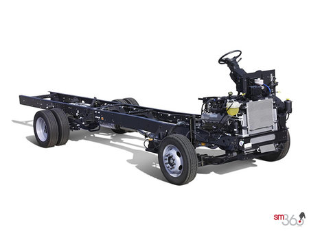 Ford Stripped Chassis F-59 Commercial 2017 - photo 2