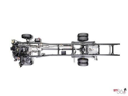 Ford Stripped Chassis F-59 Commercial 2017 - photo 3