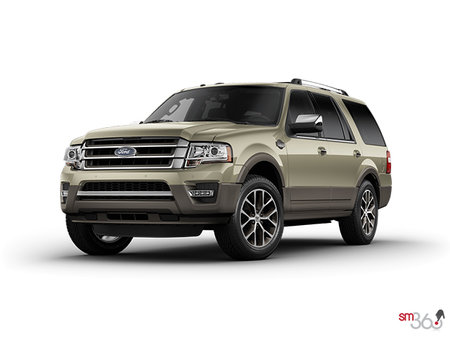 Ford Expedition KING RANCH 2017 - photo 2