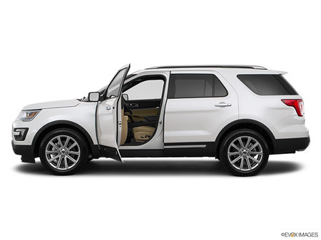 Ford Explorer LIMITED 2017 - photo 1