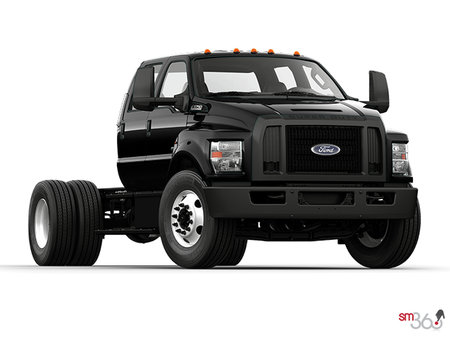 Ford F-750 SD TRACTOR 2017 - photo 1