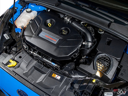 Ford Focus Hatchback RS 2017 - photo 3