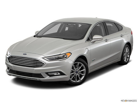 Ford Fusion Energi TITANIUM 2017 - photo 2