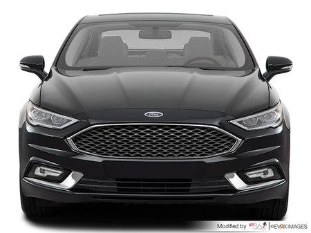 Ford Fusion Hybrid PLATINUM  2017 - photo 2