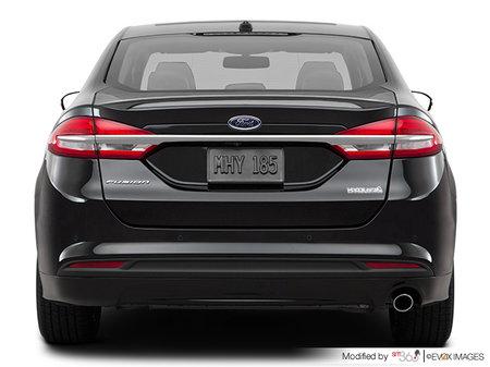 Ford Fusion Hybrid PLATINUM  2017 - photo 3