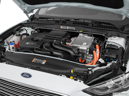 Ford Fusion Hybrid SE 2017 - photo 4