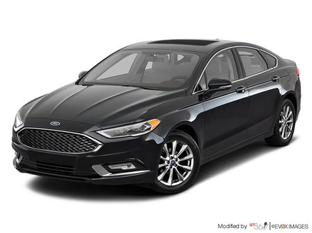 Ford Fusion PLATINUM  2017 - photo 2
