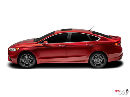 Ford Fusion SPORT 2017 - photo 1