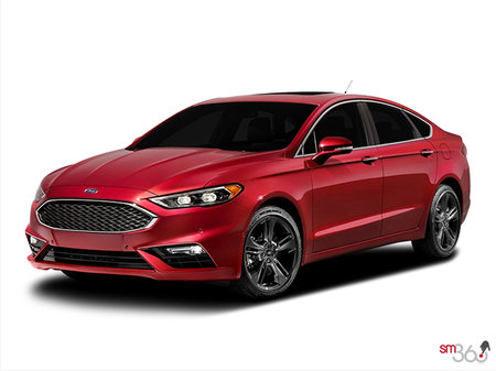 Ford Fusion SPORT 2017 - photo 2