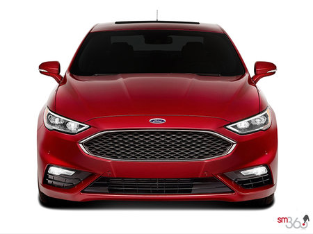 Ford Fusion SPORT 2017 - photo 3