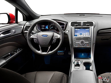 Ford Fusion SPORT 2017 - photo 4