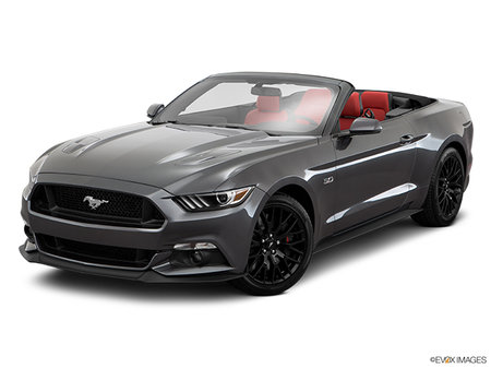 Ford Mustang Convertible GT Premium 2017 - photo 3