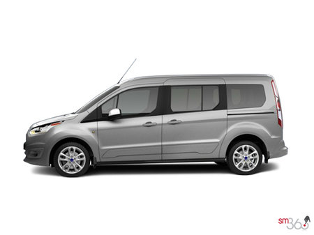 Ford Transit Connect TITANIUM WAGON 2017 - photo 1