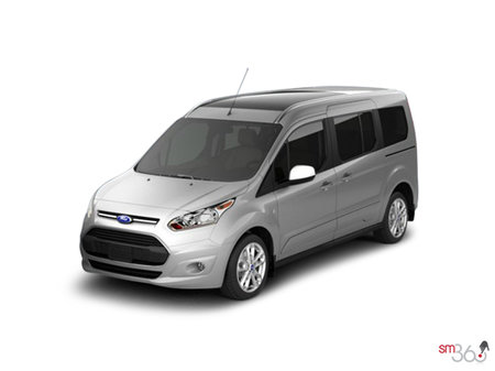 Ford Transit Connect TITANIUM WAGON 2017 - photo 2