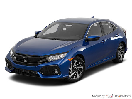 Honda Civic Hatchback LX 2017 - photo 2