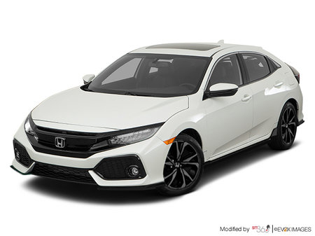 Honda Civic Hatchback SPORT TOURING 2017 - photo 1