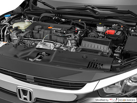 Honda Civic Sedan EX 2017 - photo 4