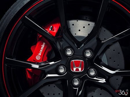 Honda Civic Type R BASE 2017 - photo 3