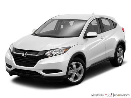 Honda HR-V LX-2WD 2017 - photo 2