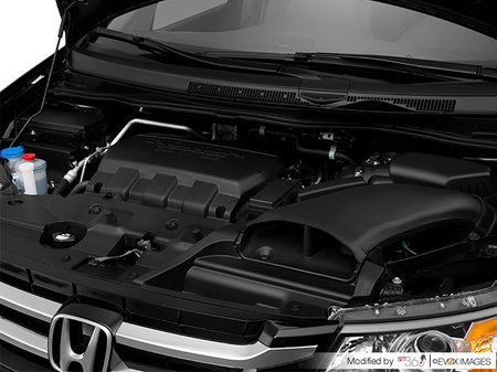 Honda Odyssey EX-L RES 2017 - photo 4