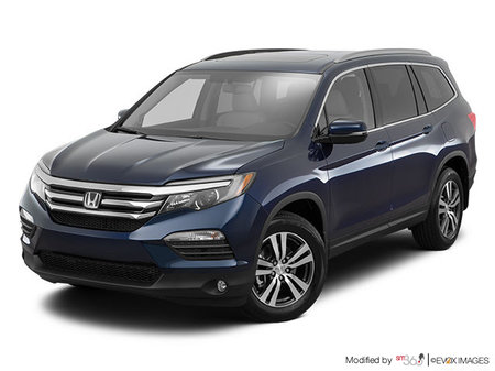Honda Pilot EX 2017 - photo 2
