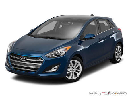 Hyundai Elantra GT LIMITED 2017 - photo 1