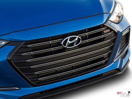 Hyundai Elantra Sport BASE 2017 - photo 3