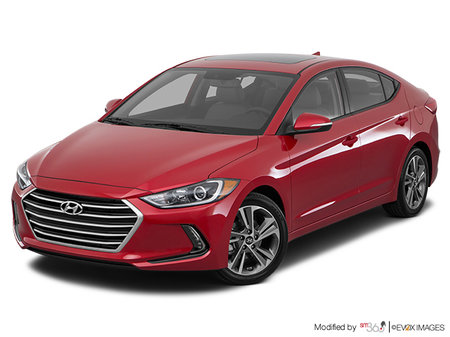 Hyundai Elantra GLS 2017 - photo 1