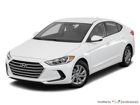 Hyundai Elantra LE 2017 - photo 1