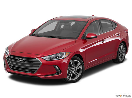 Hyundai Elantra LIMITED 2017 - photo 1
