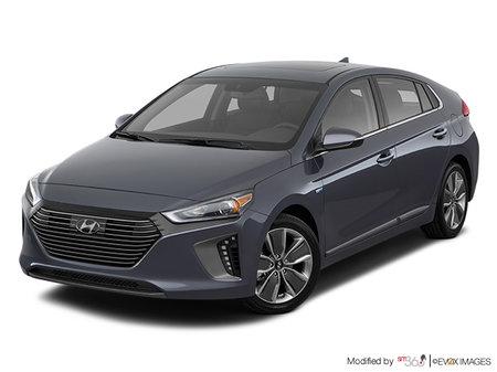 Hyundai IONIQ LIMITED/TECH 2017 - photo 2