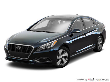 Hyundai Sonata Hybrid LIMITED 2017 - photo 2