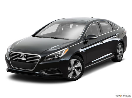 Hyundai Sonata Hybrid ULTIMATE 2017 - photo 2
