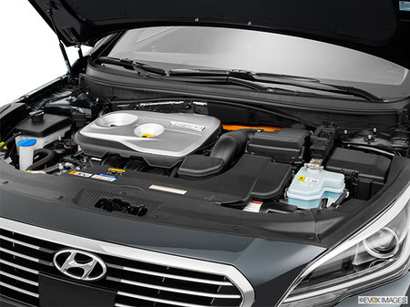 Hyundai Sonata Hybrid ULTIMATE 2017 - photo 4