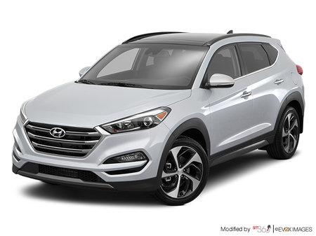 Hyundai Tucson 1.6T SE AWD 2017 - photo 1