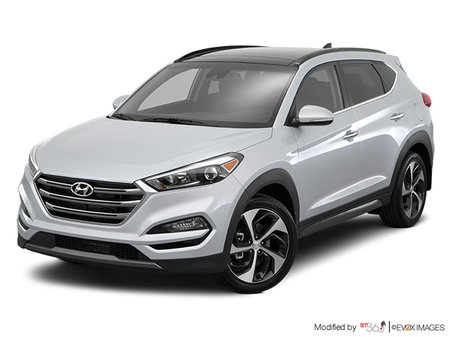 Hyundai Tucson 1.6T ULTIMATE AWD 2017 - photo 1