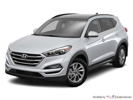 Hyundai Tucson 2.0L LUXURY 2017 - photo 1