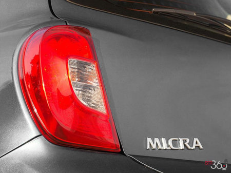 Nissan Micra S 2017 - photo 1