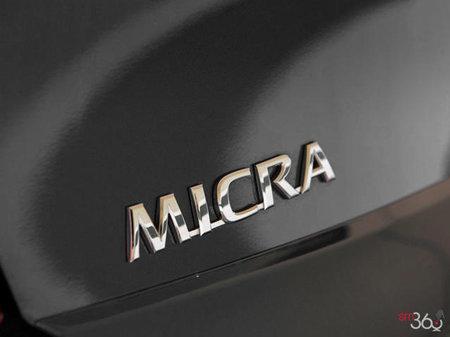 Nissan Micra S 2017 - photo 2